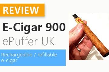 epuffer-e-cigar-900-review