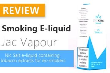 Smoking E Liquid