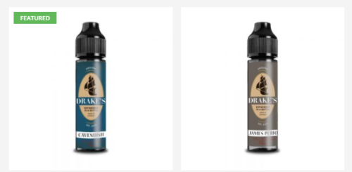 making-tobacco-e-liquid-with-short-fill